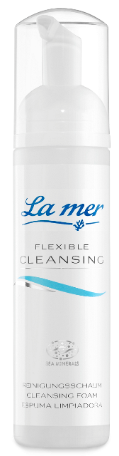 Flexible Cleansing Reinigungsschaum